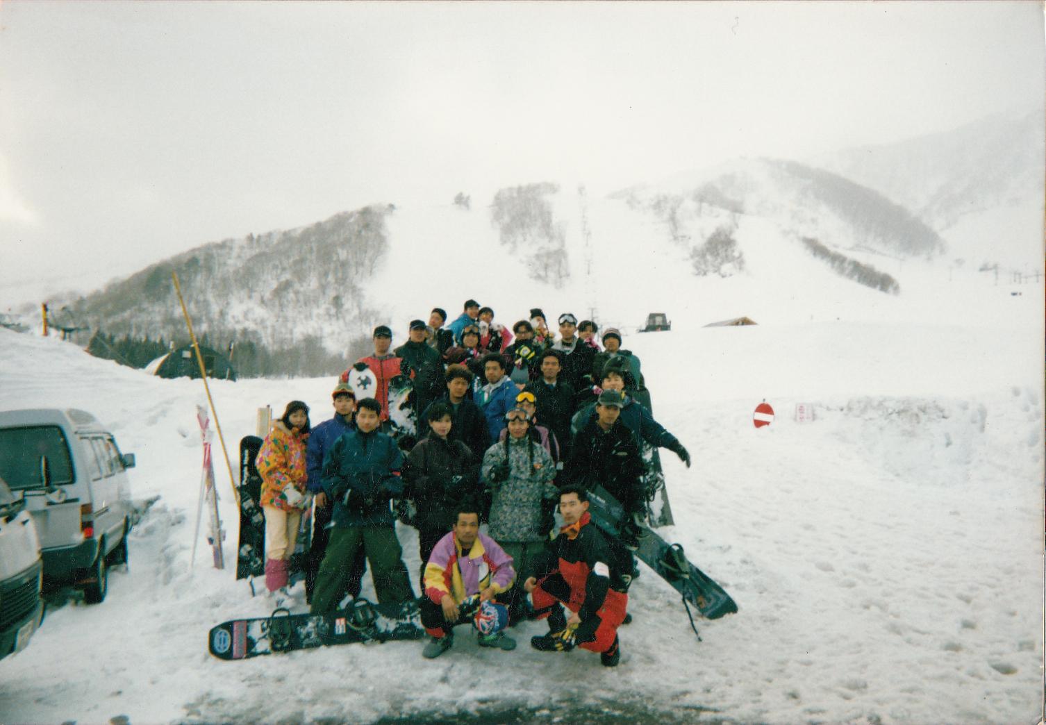 19940310白馬乗鞍TOUR